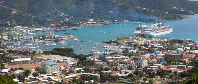 Bank of Asia Donated Protective Supplies to BVI to Fight COVID-19